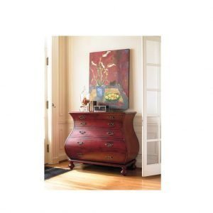 Red Bombe Chest