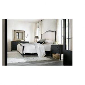 Bella Upholstered Bed – Queen Size