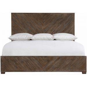 Fuller King Panel Bed