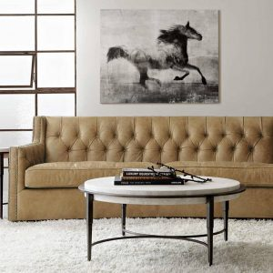 Living Room - Leather