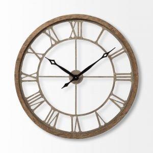Mething Wall Clock