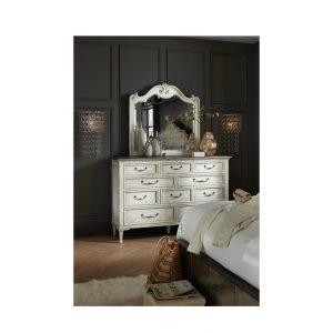 Arabella Ten-Drawer Dresser