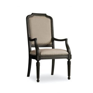 Belleni Upholstered Arm Chair